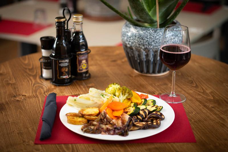 Ristorante con cucina vegetariana a Venezia Mestre